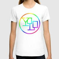 yolo T-shirts featuring Yolo  by Office Party