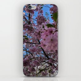 Spring in the West End (4) iPhone Skin
