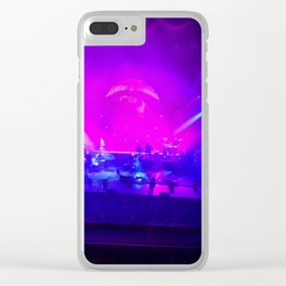 Dark Side Of Moon Concert Clear iPhone Case