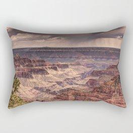 Vintage Grand Canyon Rectangular Pillow