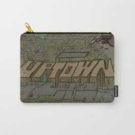 Drawing Uptown Carry-All Pouch