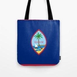 Flag of Guam Tote Bag