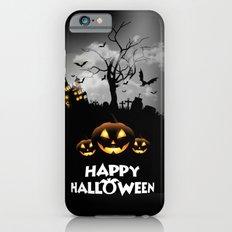 Thriller night iPhone 6s Slim Case
