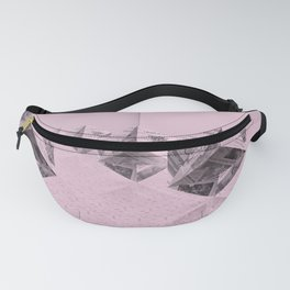 News Cubes 2 Fanny Pack