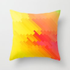 12Y Throw Pillow