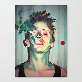 Macaulay Culkin Canvas Print