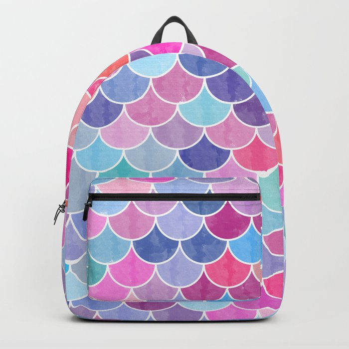 Watercolor Lovely Pattern VIV Backpack
