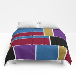 Abstract #419 Comforters