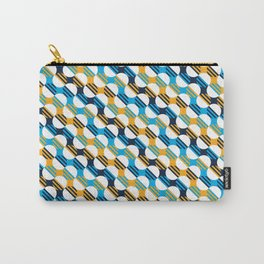 People's Flag of Milwaukee Mod Pattern Carry-All Pouch