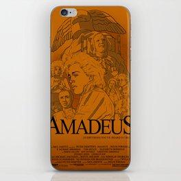 Amadeus iPhone Skin