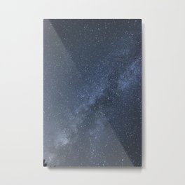 Milky Way | Nature and Landscape Photography Metal Print