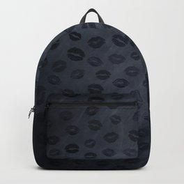 Smoky Black Kisses Backpack