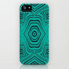 Zen Grunge 2 iPhone Case