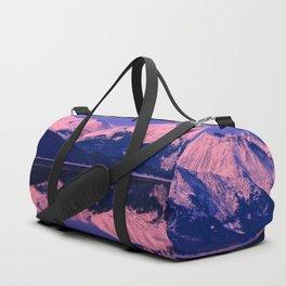 Rose Alpenglow Duffle Bag