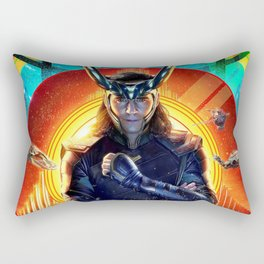 Prince of Asgard Rectangular Pillow