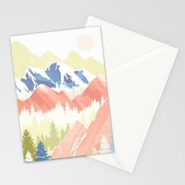 Spring Hills Stationery Cards