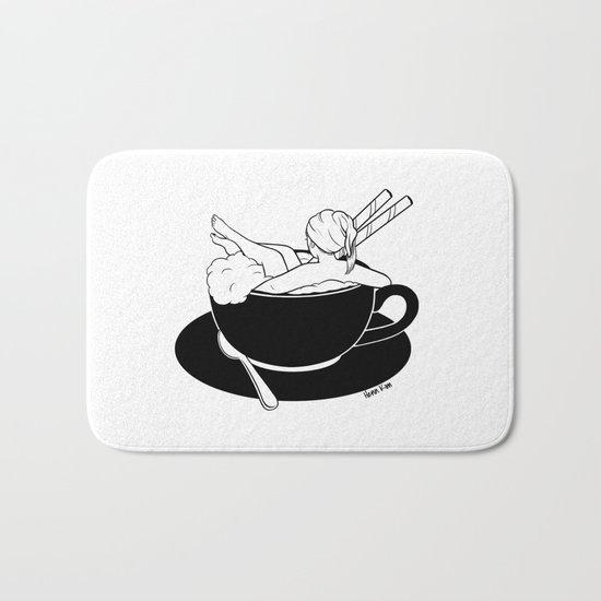 Cappuccino Bath Bath Mat