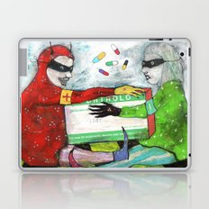 Pills Laptop & iPad Skin