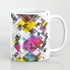 Ink Kaleidoscope Mug