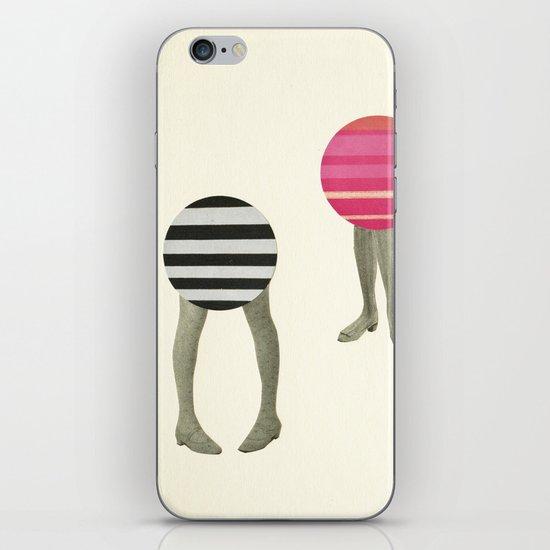 Dancing Feet iPhone & iPod Skin