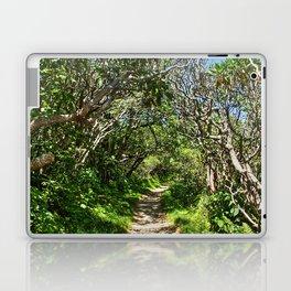Craggy Gardens Walkway Laptop & iPad Skin