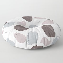 Funny Shapes Floor Pillow