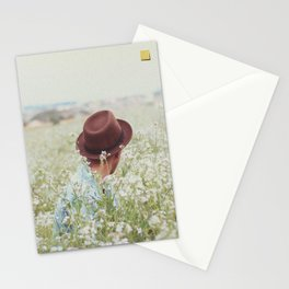 Sky Sticky Notes Stationery Cards