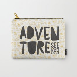 ADVENTURE SEEKER Carry-All Pouch