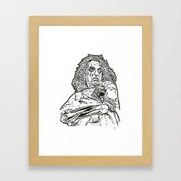 Alice, Sweet Alice Framed Art Print