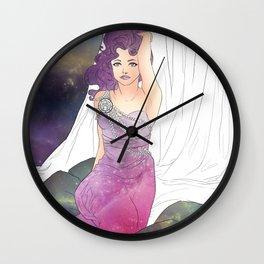 Nebula Fauna: Venus Wall Clock
