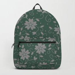 Five Petals Flowers 20 Backpack