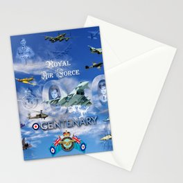 FUSION OF FLIGHT Stationery Cards