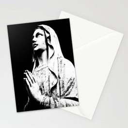 Pray over me Stationery Cards