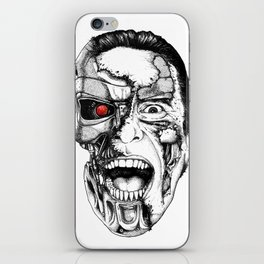 The all new Terminators. The psychopath iPhone Skin