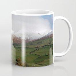 Howgill Fells in Winter Coffee Mug