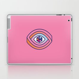 The eye of multiple perspectives Laptop & iPad Skin
