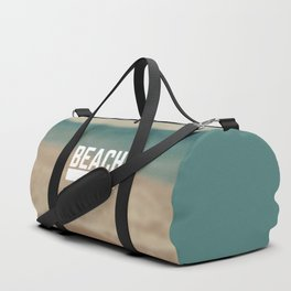 Beach Please Funny Quote Duffle Bag