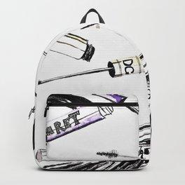 EyeLashes Mascara Backpack