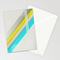 Retro graphic Stationery Cards