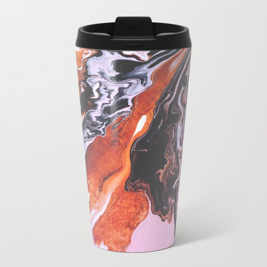 soul mate Metal Travel Mug