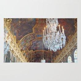 Chandeliers of Versailles Rug