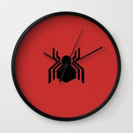 Home Coming, Spider Hero Wall Clock