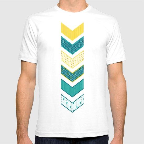 Sunshine Chevron T-shirt