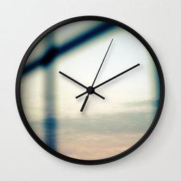 Good morning, moon Wall Clock