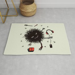 Relax And Rest Lazy Creature Rug