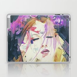 Path - Abstract Portrait Laptop & iPad Skin