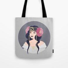 Ozma of Oz Tote Bag