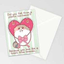 Fat Fat Valentine Stationery Cards