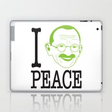 I __ Peace Laptop & iPad Skin