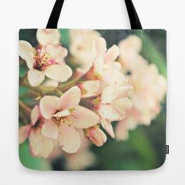 Soft pink beauties Tote Bag